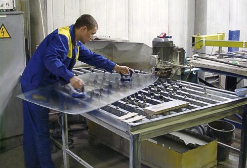 Изготовление стекол своими руками